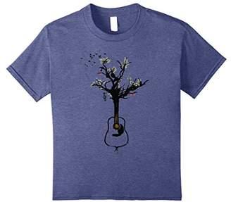 Guitar Tree T-Shirt Music Roots