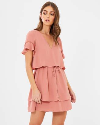 db3ac402c97 Layered Mini Dress - ShopStyle Australia