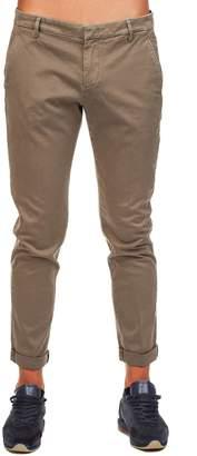 Dondup Gaubert Cotton Blend Trousers