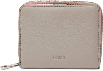 Fossil Emma Rfid Mini Leather Wallet