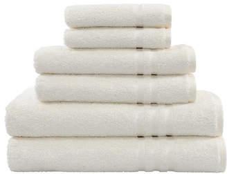 Linum Home Textiles Gomez 6-Piece Turkish Cotton Towel Set