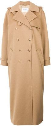button up trench coat