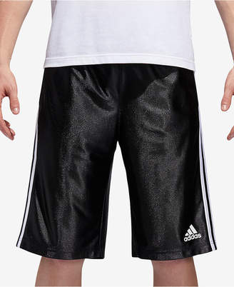 "adidas Men's Dazzle Tricot 11"" Shorts"