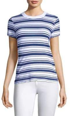 Stateside Wide Striped Tee