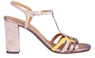 Chie Mihara (チエ ミハラ) - Chie Mihara High-block Heel Sandals