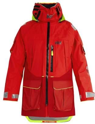 Helly Hansen Aegir Ocean Jacket - Mens - Red