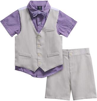 U.S. Polo Assn. 3Pc Dress Wear Short Set