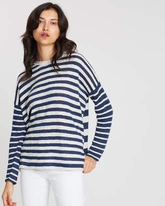 Polo Ralph Lauren Mixed Stripe Long Sleeve Sweater