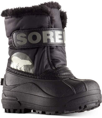 Sorel Little Girls Snow Commander Boots Women Shoes