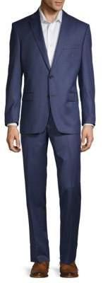 Lauren Ralph Lauren Flannel Wool Suit