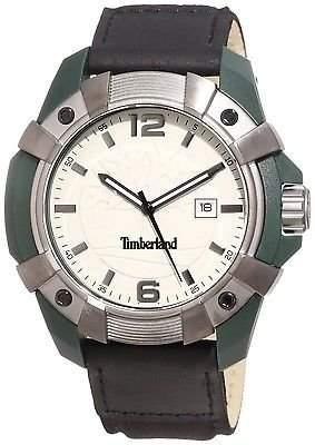 Timberland Men's 13326JPGNU_13 Chocorua Analog 3 Hands Date Watch