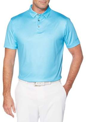 Hogan Ben Men's Performance Short Sleeve Printed Golf Polo Shirt