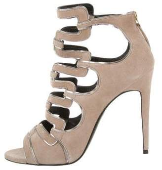 Pierre Hardy Cutout High-Heel Sandals