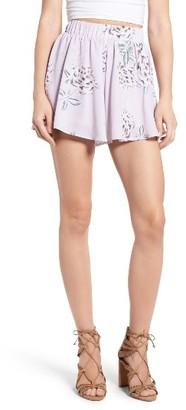 Women's Show Me Your Mumu Carlos Swing Shorts $106 thestylecure.com