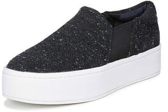 Vince Warren Tweed Platform Skate Sneakers