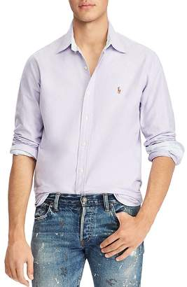 Polo Ralph Lauren Oxford Classic Fit Button-Down Shirt
