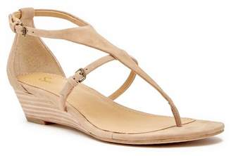 Splendid Brooklyn T-Strap Wedge Sandal
