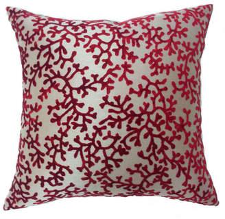 EuropaTex Coral Throw Pillow