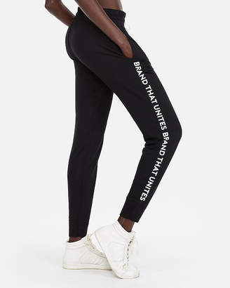 Express Brand That Unites Jogger Pant