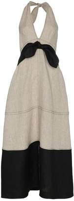 Paper London Coral Maxi Dress