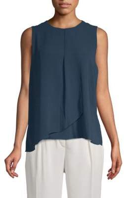 Vince Camuto Textured Sleeveless Top
