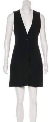Protagonist Virgin Wool-Blend Dress