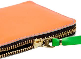 Comme des Garcons Wallet SA3100SF Super Fluro Wallet