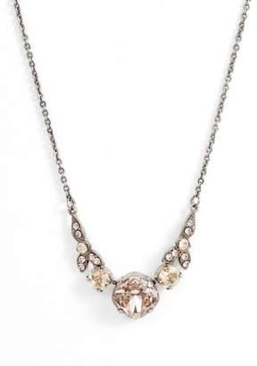 Sorrelli Decidedly Deco Crystal Necklace