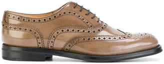 Church's oxford shoes with wingtips