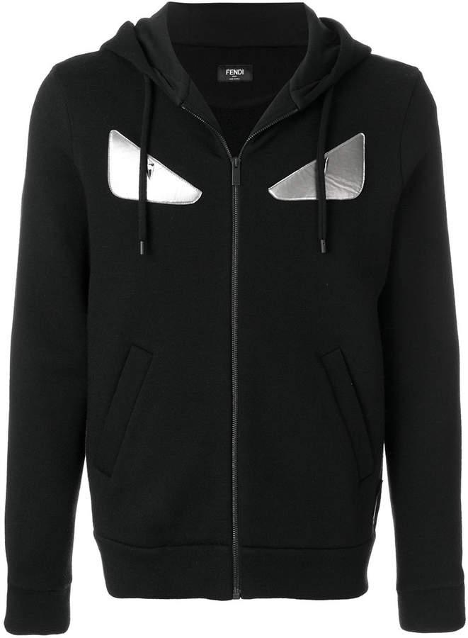 Fendi Bag Bugs hooded jacket