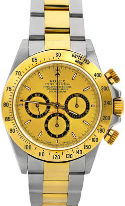 Rolex Pre-Owned 40mm Men's 18k Daytona Chronograph Watch