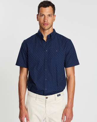 Tommy Hilfiger Custom Double Dash SS Shirt
