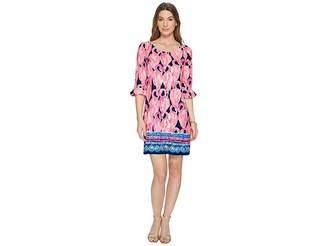 Lilly Pulitzer UPF 50+ Sophie Ruffle Dress Women's Dress