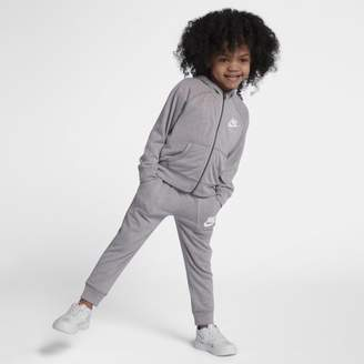 Nike Gym Vintage Toddler Girls'Hoodie and Trousers Set