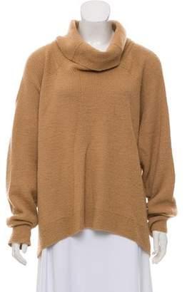 Alexander Wang Oversize Turtleneck Sweater