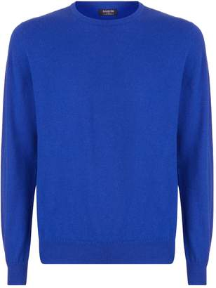 Harrods Crew Neck Cashmere Sweater