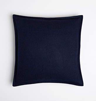 Rejuvenation Italian Wool Pillow Cover - Denim