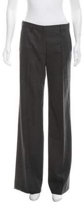 Miu Miu Mid-Rise Wool Pants w/ Tags