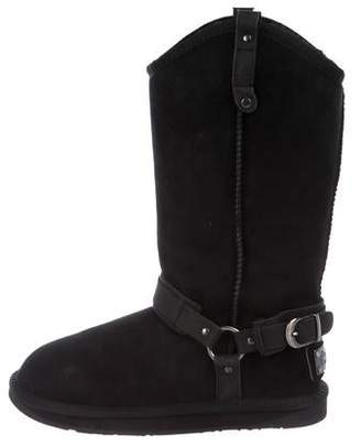Australia Luxe Collective Suede Mid-Calf Boots