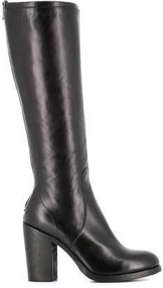 Pantanetti Knee Length Boot 11722g