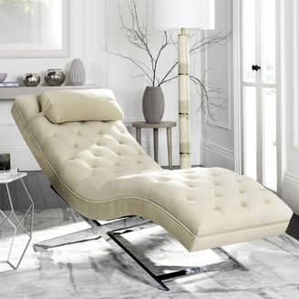 Wade Logan Mulder Chaise Lounge