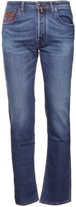 Jacob Cohen Vintage Straight Cut Jeans