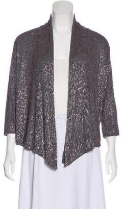 Haute Hippie Embellished Evening Jacket