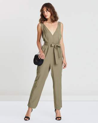 Atmos & Here ICONIC EXCLUSIVE - Toni Relaxed Tencel Jumpsuit