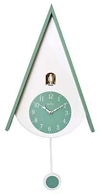 Acctim Isky Cuckoo Wall Clock, Green