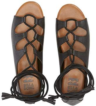 Billabong Women's Break Free Gladiator Sandal