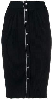 Alexander Wang stretch fit skirt