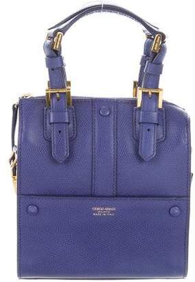 Giorgio Armani Textured Leather Bag