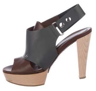 85f1469b1eb5 Marni Wooden Platform Women s Sandals - ShopStyle