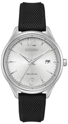 Citizen Women's Eco-Drive Swarovski Crystal Watch, 37mm